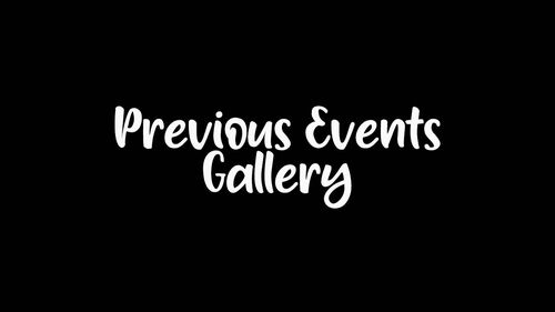 Previous Events Gallery