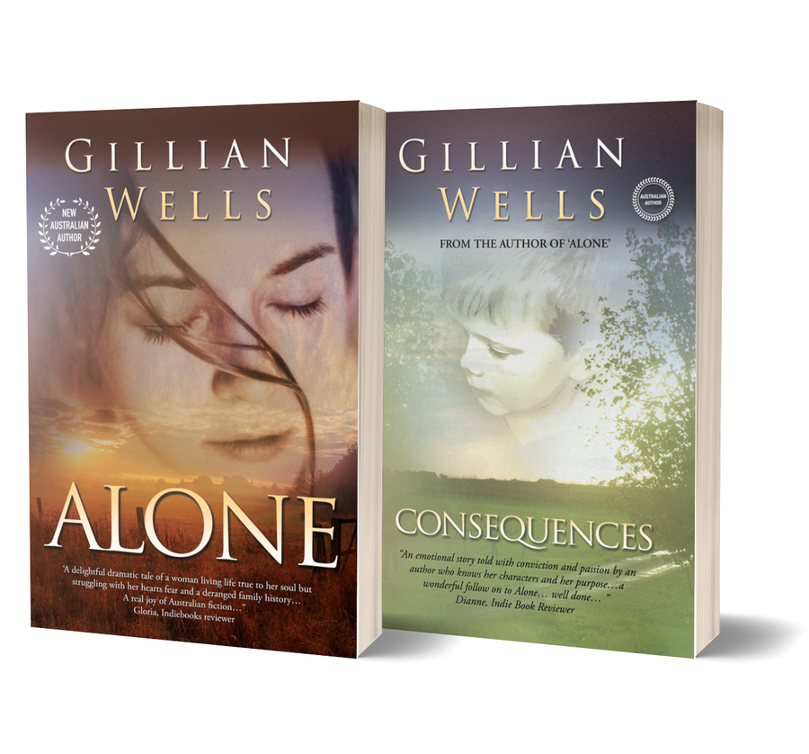 Alone andamp Consequences Book Bundle