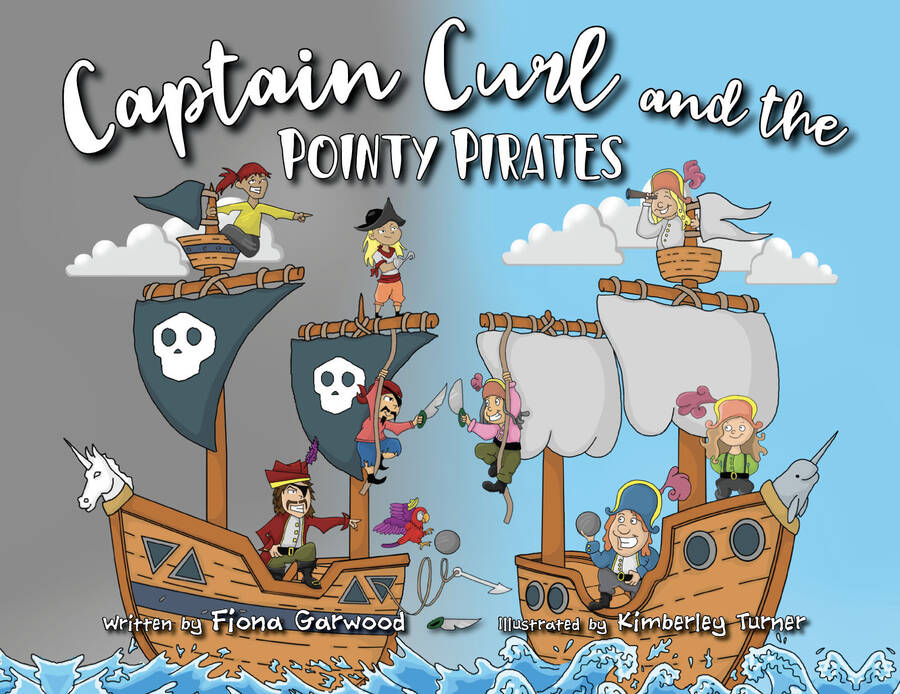 Captain Curl and the Pointy Pirates