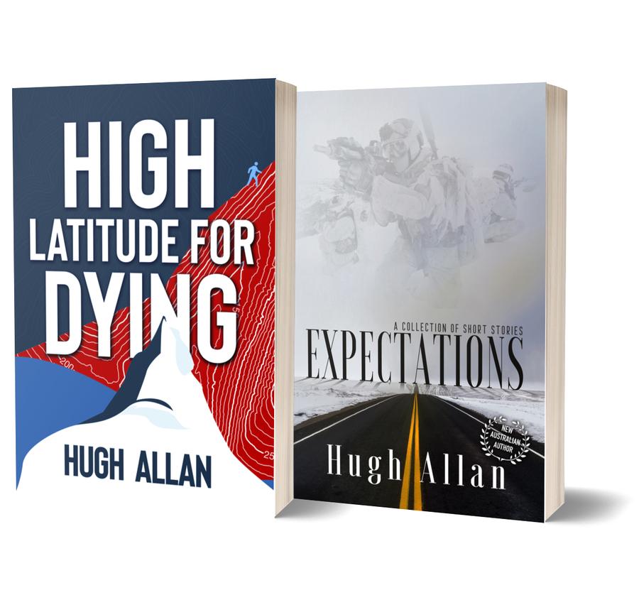 Hugh Allan Book Bundle