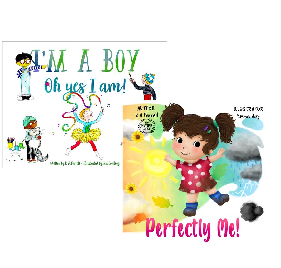 KA Farrell Childrenand39s Book Bundle