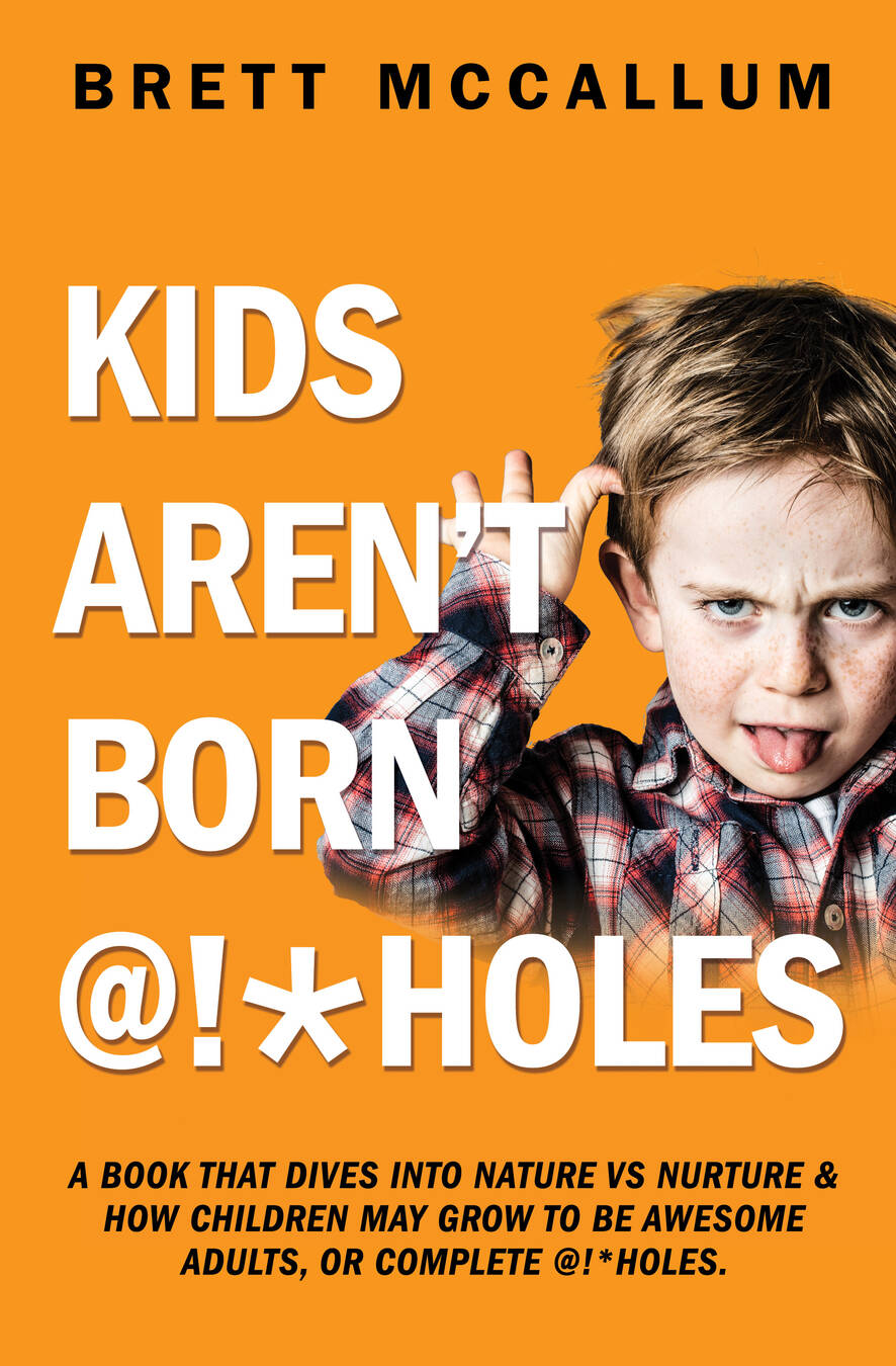 Kids Arenand39t Born Holes