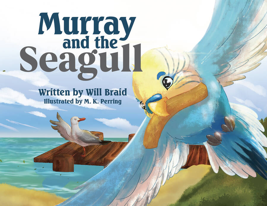Murray and the Seagull