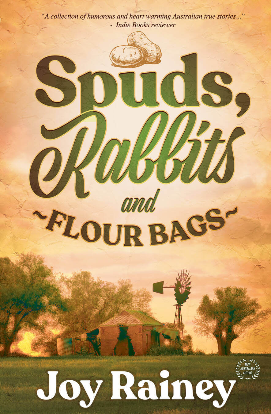 Spuds Rabbits and Flour Bags