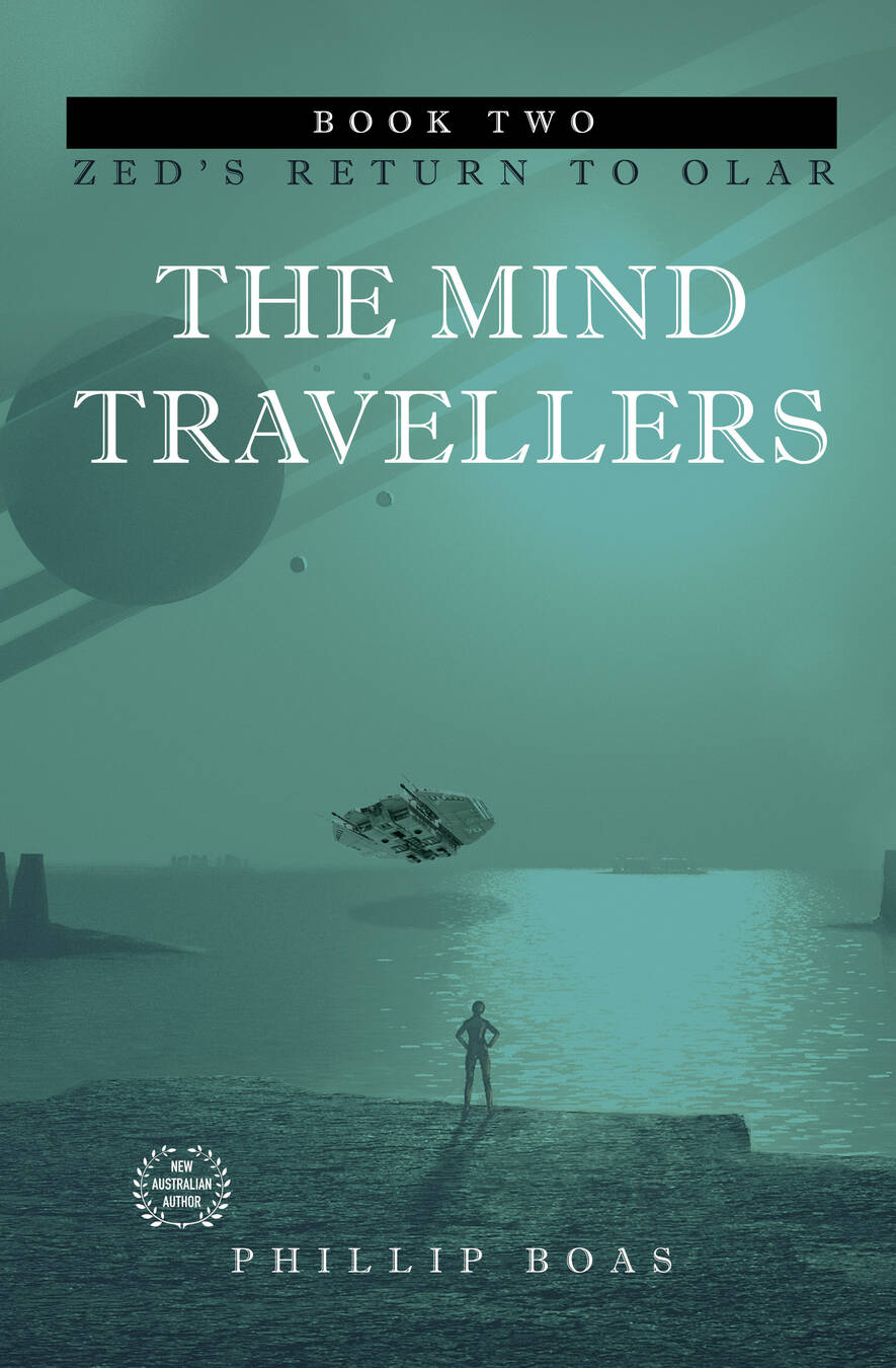 The Mind Travellers Book Two
