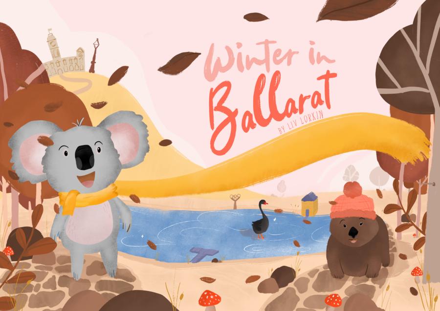 Winter in Ballarat